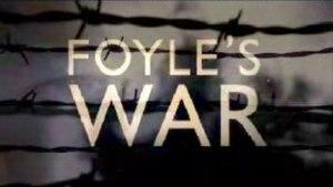 Foyle's War - Image: Foyle's War title card
