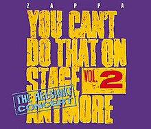 Frank Zappa, You Can't Do That On Stage Anymore 2.jpg