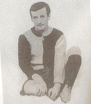 1906–07 Burslem Port Vale F.C. season - George Price left the professional game when Port Vale ceased to exist.