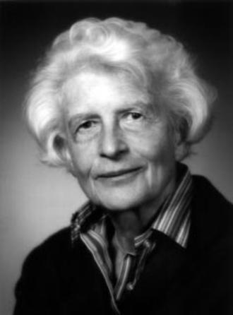 Gertrude Scharff Goldhaber - Gertrude Scharff Goldhaber