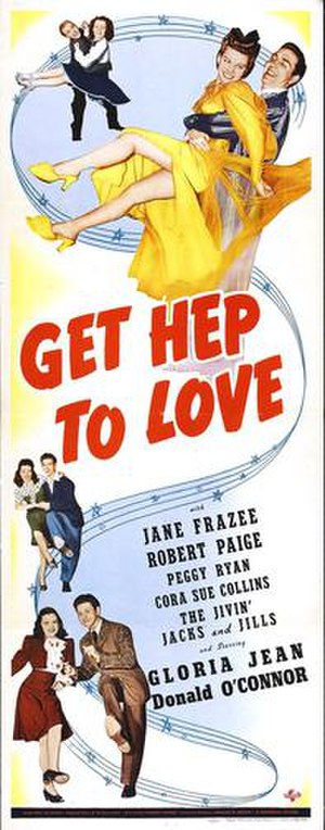 Get Hep to Love - Film poster