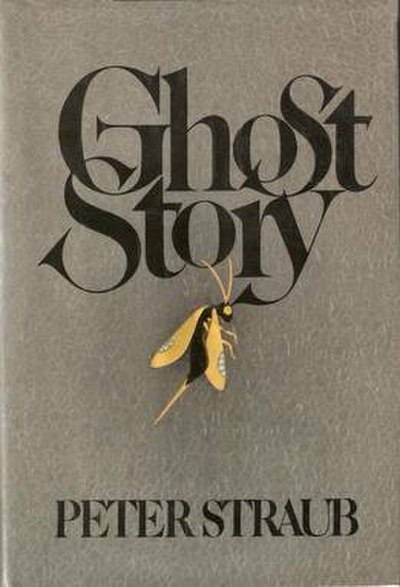 Picture of a book: Ghost Story