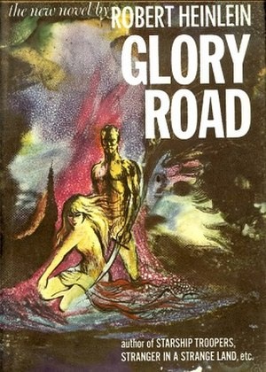 Glory Road - Cover of the first edition of Glory Road