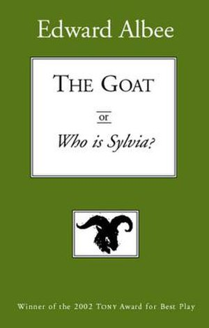 The Goat, or Who Is Sylvia? - Book cover (Methuen)