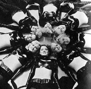 "Gold Diggers of 1935 - Busby Berkeley's ""Lullaby of Broadway"" production number from Gold Diggers of 1935"