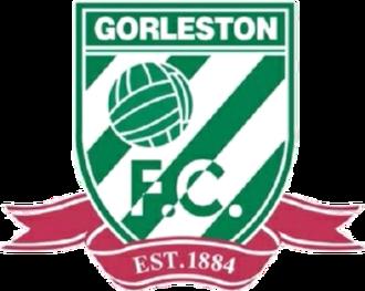 Gorleston F.C. - Image: Gorleston FC