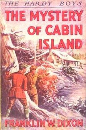 The Mystery of Cabin Island - Original edition