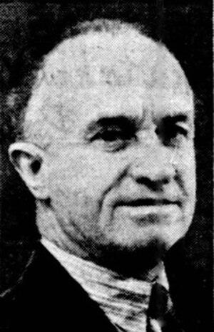 Harold Rowe (cricketer) - Harold Rowe in 1946