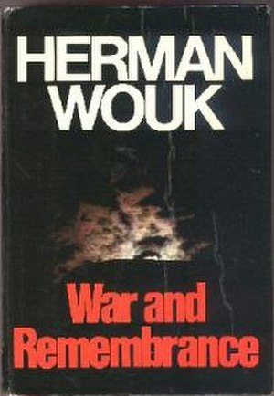 War and Remembrance - First edition cover