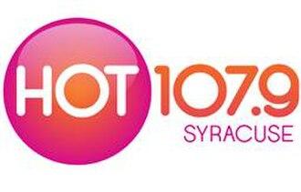 WWHT - Image: Hot 1079Syracuse