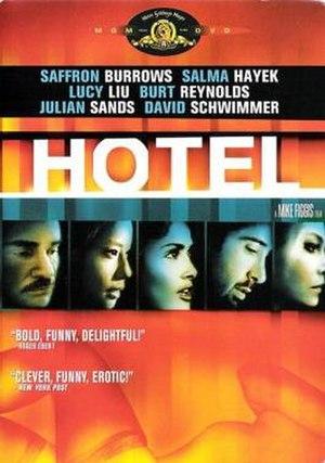 Hotel (2001 film) - Image: Hotel Film Poster