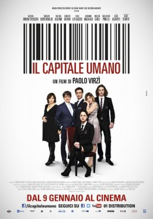Human Capital (film) - Film poster
