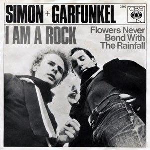 I Am a Rock - Image: I Am A Rock 45