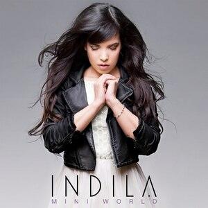 Mini World (Indila album) - Image: Indila Mini World Cover