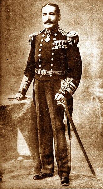 Juan José Latorre - Vice Admiral Juan José Latorre