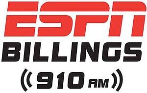 KBLG - Image: KBLG ESPN910 logo