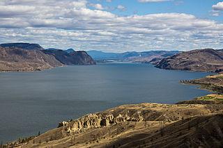 Kamloops Lake lake in British Columbia, Canada