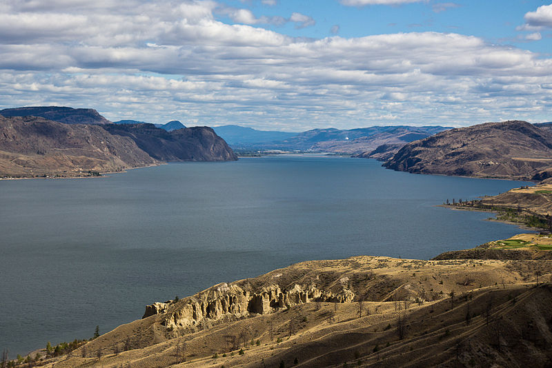 File:Kamloops Lake.jpg