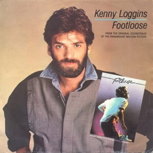 Footloose (song) - Image: Kenny Loogins Footloose Single