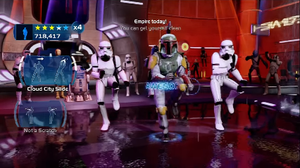Kinect Star Wars - Image: Kinect Star Wars screenshot