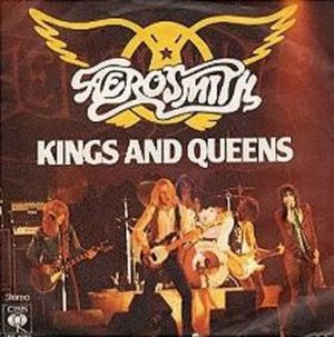 Kings and Queens (Aerosmith song) - Image: Kings and Queens cover
