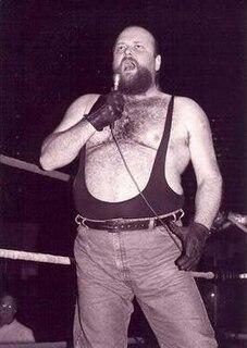 Cousin Junior American professional wrestler