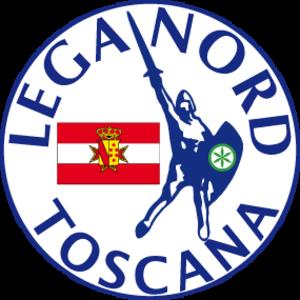 Lega Nord Toscana - Image: Lega Toscana Logo