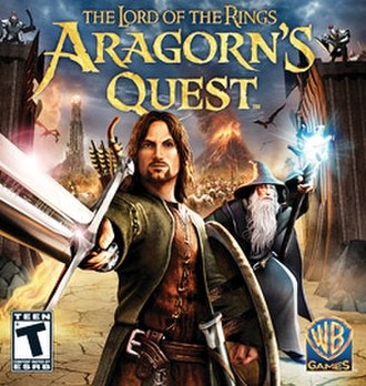 The Lord of the Rings: Aragorn's Quest - Image: Lo TR Aragorn's Quest
