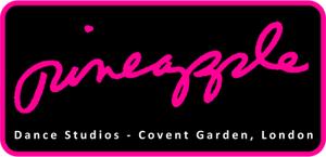 Pineapple Dance Studios - Image: Logo of Pineapple Dance Studios, London
