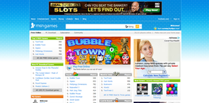 MSN Games - Image: MSN Games