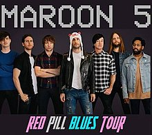 red pill blues tour wikipedia. Black Bedroom Furniture Sets. Home Design Ideas