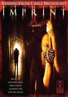 Imprint (<i>Masters of Horror</i>) 13th episode of the first season of Masters of Horror