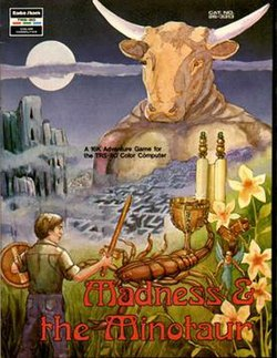 Madness and the Minotaur