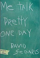 Picture of a book: Me Talk Pretty One Day