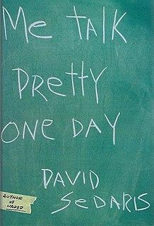 <i>Me Talk Pretty One Day</i> book by David Sedaris