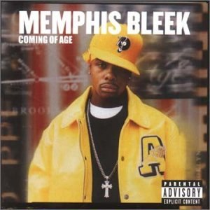 Coming of Age (Memphis Bleek album) - Image: Memphis Bleek The Coming of Age