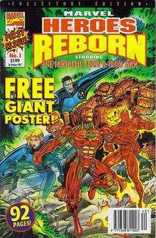 Marvel Heroes Reborn - Wikipedia
