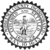 Official seal of Middlesex County
