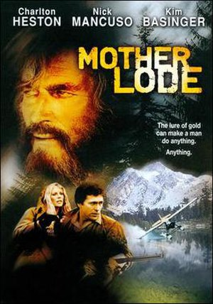 Mother Lode (film) - Theatrical release poster