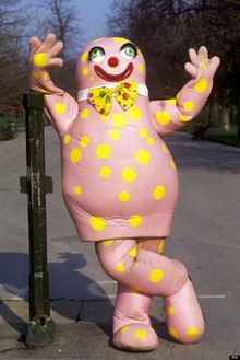 Image result for mr blobby