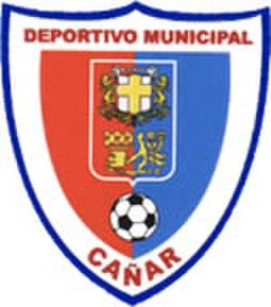 C.D. Municipal Cañar - Image: Municipal Cañar logo