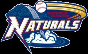Northwest Arkansas Naturals - Image: NWA Rnaturals