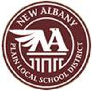 New Albany High School (Ohio) - Seal of the New Albany-Plain Local School District