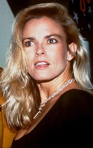 Nicole Brown Simpson - Brown in 1993
