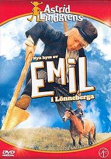 <i>Nya hyss av Emil i Lönneberga</i> 1972 film by Olle Hellbom