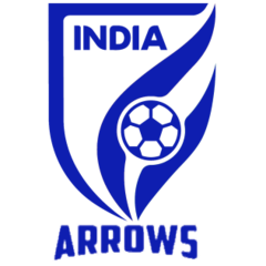 I-League football: Indian Arrows