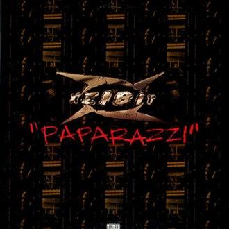 Paparazzi (Xzibit song) - Image: Paparazzi XZ