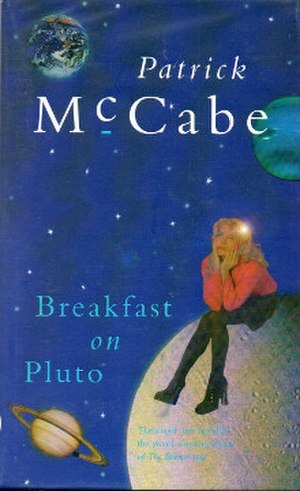 Breakfast on Pluto - First edition cover