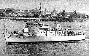 BRP Apolinario Mabini (PS-36) - HMS Plover