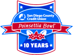 2014 Poinsettia Bowl - Image: Poinsettia Bowl 10Years